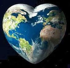 La tierra es nuestra vida, nuestro espacio vital, el motor de nuestra existencia, amar la tierra es amarnos