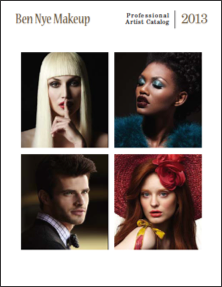 Catálogo Ben Nye maquillaje